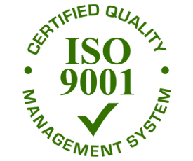 ISO 9001 Certified Quality - Management System